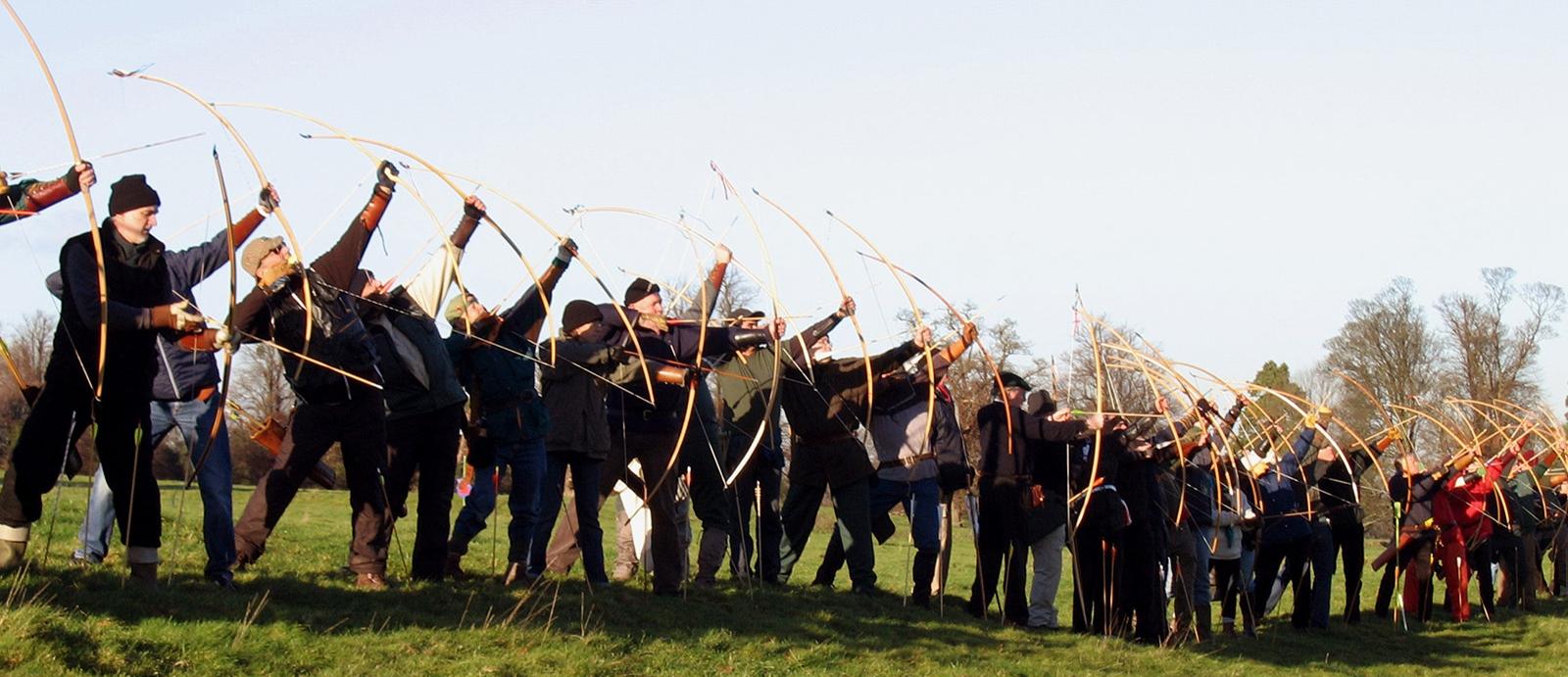 Archery longbow